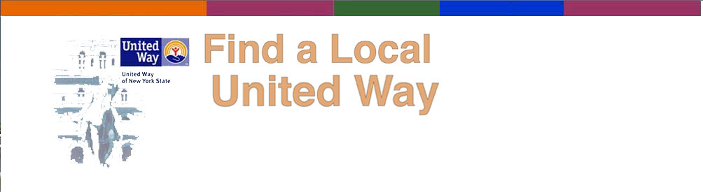 page - find a local united way
